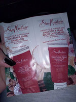 SheaMoisture Argan Oil & Almond Milk Smooth & Tame Shampoo uploaded by Kathy Lee C.