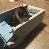 Littermaid Automatic Self-Cleaning Classic Litter Box  uploaded by Esma H.
