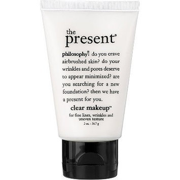 Photo of Philosophy The Present Clear Makeup, 2 Oz. uploaded by Judi P.