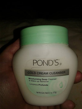 Pond's Cold Cream Cleanser uploaded by Amy E.