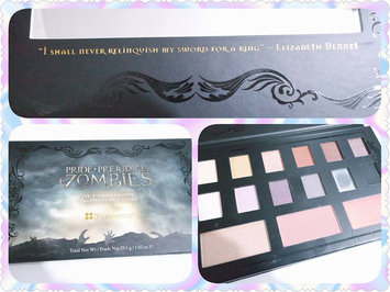 Photo of BH Cosmetics Pride + Prejudice + Zombies - Eye + Cheek Palette uploaded by ♊🍕🐸🐞❄🦄Yuki V.