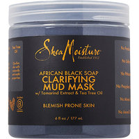 SheaMoisture African Black Soap Clarifying Mud Mask uploaded by wissal w.
