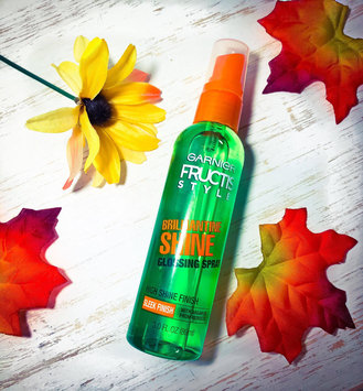 Garnier Fructis Style Brilliantine Shine Glossing Spray uploaded by Alyee H.