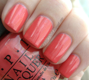 OPI Nail Lacquer uploaded by hannah m.