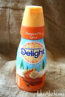 International Delight Creamer Pumpkin Pie uploaded by Shante J.
