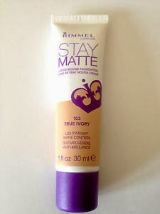 Rimmel Stay Matte Liquid Mousse Foundation uploaded by Rosy D.