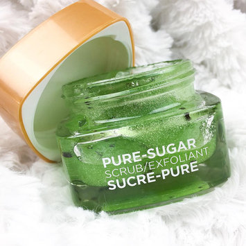 Photo of L'Oréal Pure Sugar Scrub Purify & Unclog uploaded by Hope H.
