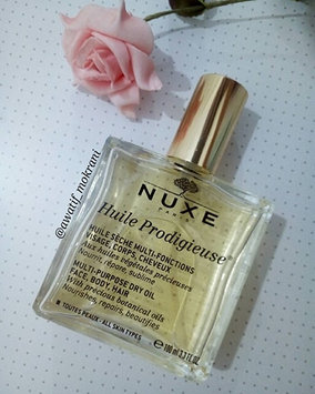 Photo of NUXE Huile Prodigieuse® Multi-Purpose Dry Oil uploaded by awatif m.