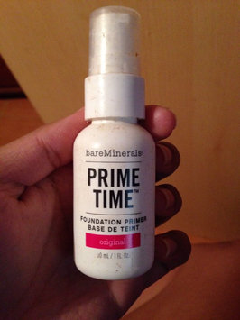 Photo of bareMinerals Prime Time® Foundation Primer uploaded by Yadira G.