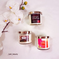 Bath & Body Works® MAGIC IN THE AIR 3-Wick Candle uploaded by Layla H.