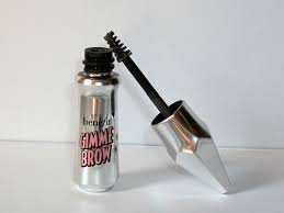 Photo of Benefit Cosmetics Gimme Brow Volumizing Eyebrow Gel uploaded by klaudia c.