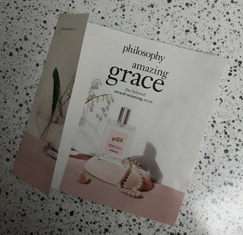 Photo of philosophy 'amazing grace' spray fragrance uploaded by Svetlana M.