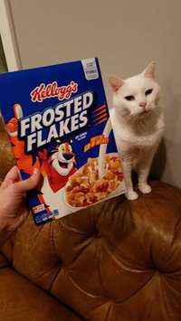 Photo of Kellogg's Frosted Flakes Cereal uploaded by Megan W.