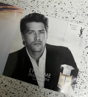 YVES SAINT LAURENT L'HOMME Men Eau De Toilette Spray uploaded by Svetlana M.