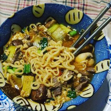Photo of Nongshim Shin Ramyun Noodle Soup, 4.2 oz, 10 count uploaded by Jazmin N.