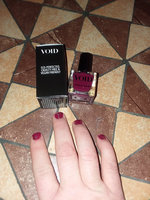 VOID Beauty 5 Free Nail Polish Lacquer uploaded by Shalayna G.