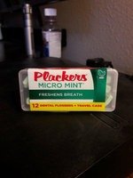Plackers Micro Mint Dental Flossers - 36 CT uploaded by Svetlana M.