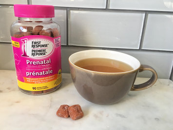 Photo of First Response PreNatal & PostNatal Multivitamin Gummy Orange Punch 90 Gummies uploaded by Shauna M.