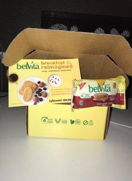 Photo of belVita Breakfast Biscuits Cinnamon Brown Sugar uploaded by Clay S.