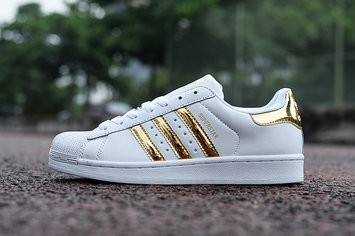 adidas Women's Superstar Casual Sneakers from Finish Line uploaded by titi m.