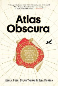 Atlas Obscura: An Explorer's Guide to the World's Hidden Wonders uploaded by Coleen K.