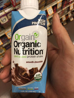 Orgain® Organic Vegan Nutritional Shake uploaded by Sarah E.