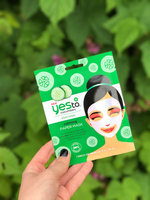 Yes To Cucumbers Calming Paper Mask uploaded by Lena F.