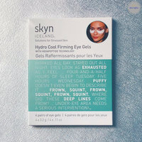skyn ICELAND Hydro Cool Firming Eye Gels 4-pack uploaded by Dominique H.