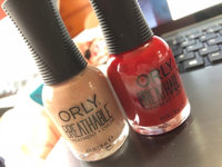 Orly Breathable Treatment + Color Nail Polish uploaded by Nava S.