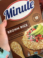 Minute Brown Rice uploaded by Shawna T.