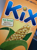 Kix Cereal Original uploaded by Shawna T.