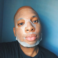 Dr. Jart+ Soothing Hydra Solution(TM) Deep Hydration Sheet Mask 1 Mask uploaded by Dominique H.
