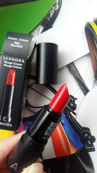 Photo of SEPHORA COLLECTION Rouge Cream Lipstick uploaded by Darya G.