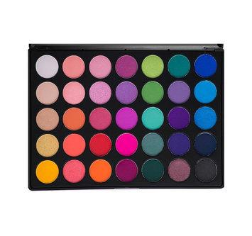 Morphe 35S - 35 Color Smokey Eye Eyeshadow Palette uploaded by Eve M.