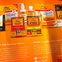 Tiger Balm Pain Relieving Patch uploaded by Alyee H.