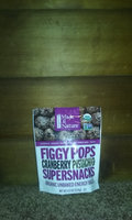 Made In Nature Organic FiggyPops, Cranberry Pistachio, 4.2 Oz uploaded by stacy k.