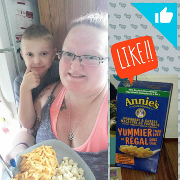 Photo of Annie's®  Homegrown Classic Macaroni & Cheese Meal uploaded by Michelle H.