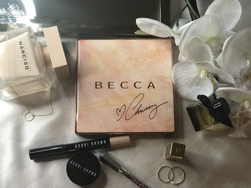 Photo of BECCA x Chrissy Teigen Glow Face Palette uploaded by Silvia D.