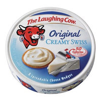 Laughing Cow The  Original Creamy Swiss Spreadable Cheese Wedges 8 ct uploaded by RAYANE P.