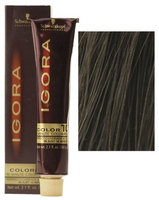Schwarzkopf Professional Igora Color10 Hair Color 3-0 Dark Brown uploaded by Jamie Lee S.