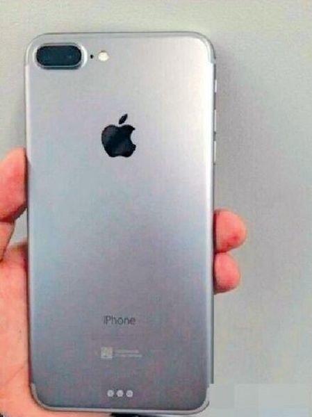 Apple iPhone 7 uploaded by Juan Gabriel R.