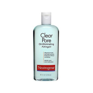 Neutrogena Clear Pore Oil-Controlling Astringent uploaded by Camille W.