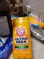 ARM & HAMMER™ ULTRAMAX™ Solid Antiperspirant Deodorant Fresh uploaded by Rachel Jane N.