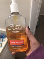 Neutrogena® Oil-Free Acne Wash uploaded by Christen T.