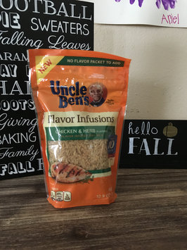 Photo of Uncle Ben's® Flavor Infusions Chicken & Herb uploaded by Allie F.