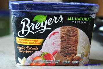 Photo of Breyers® Vanilla Chocolate Strawberry uploaded by Anju S.