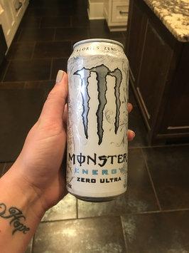 Monster Zero Ultra Energy Drink uploaded by Katie M.