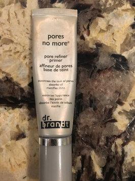 Dr. Brandt pores no more® pore refiner primer uploaded by Katie M.