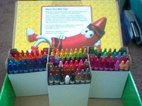Crayola 120ct Crayon Box uploaded by Linette H.
