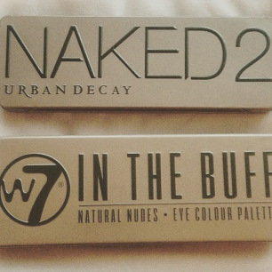 Photo of W7 - 'In The Buff' Natural Nudes Eye Colour Palette uploaded by bia f.